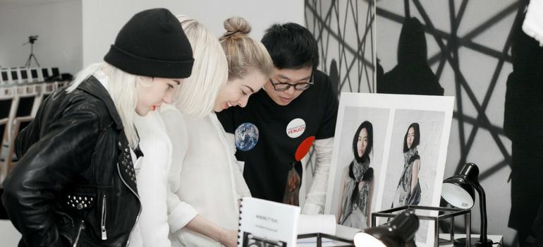 Россия и образование в сфере моды. Где получить профессию дизайнера, модельера изоражения